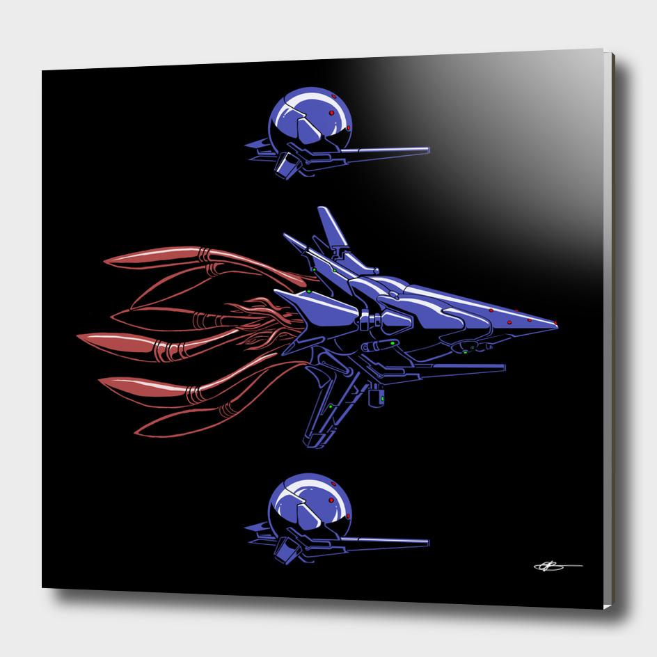 Bioship Shinden