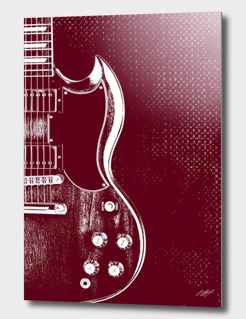 Gibson SG - Angus Young