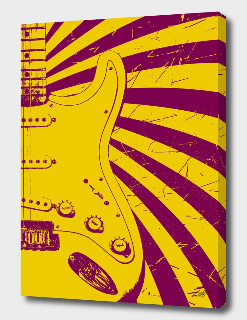 Stratocaster - Jimi Hendrix