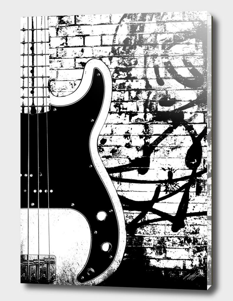 Fender Precision - Dee Dee Ramone