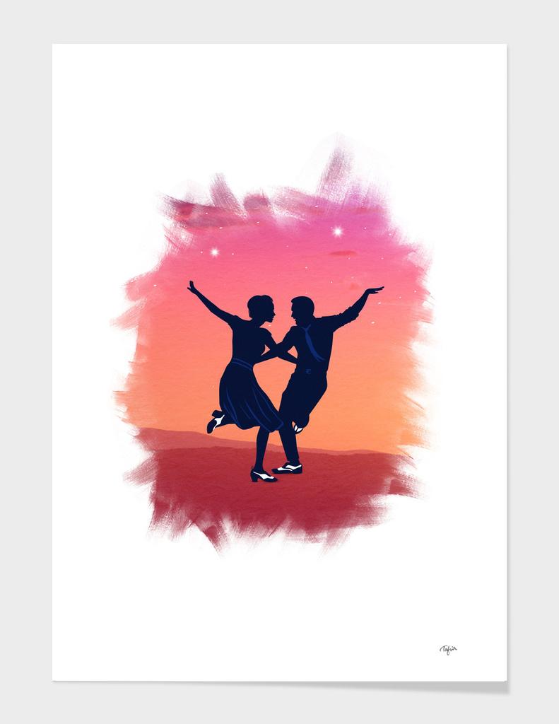 Dancing Couple (LA LA LAND)
