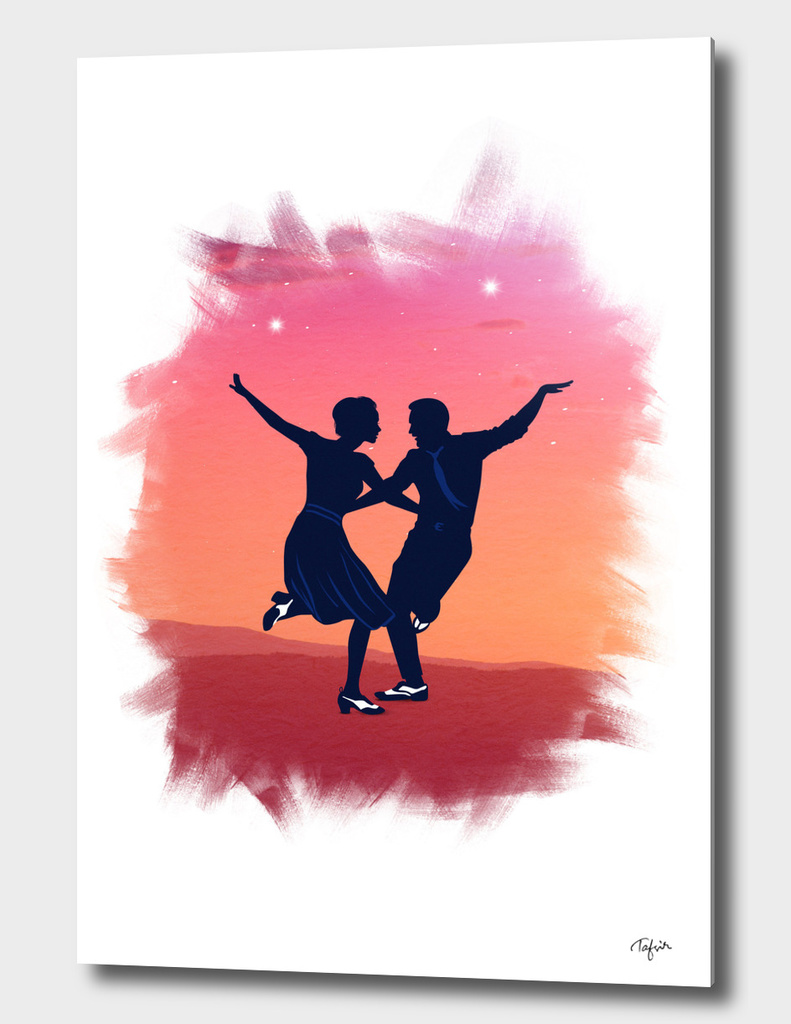 Dancing Couple (LA LA LAND)