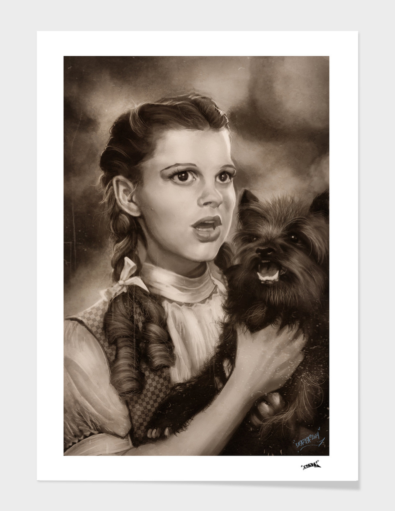Dorthy and Toto