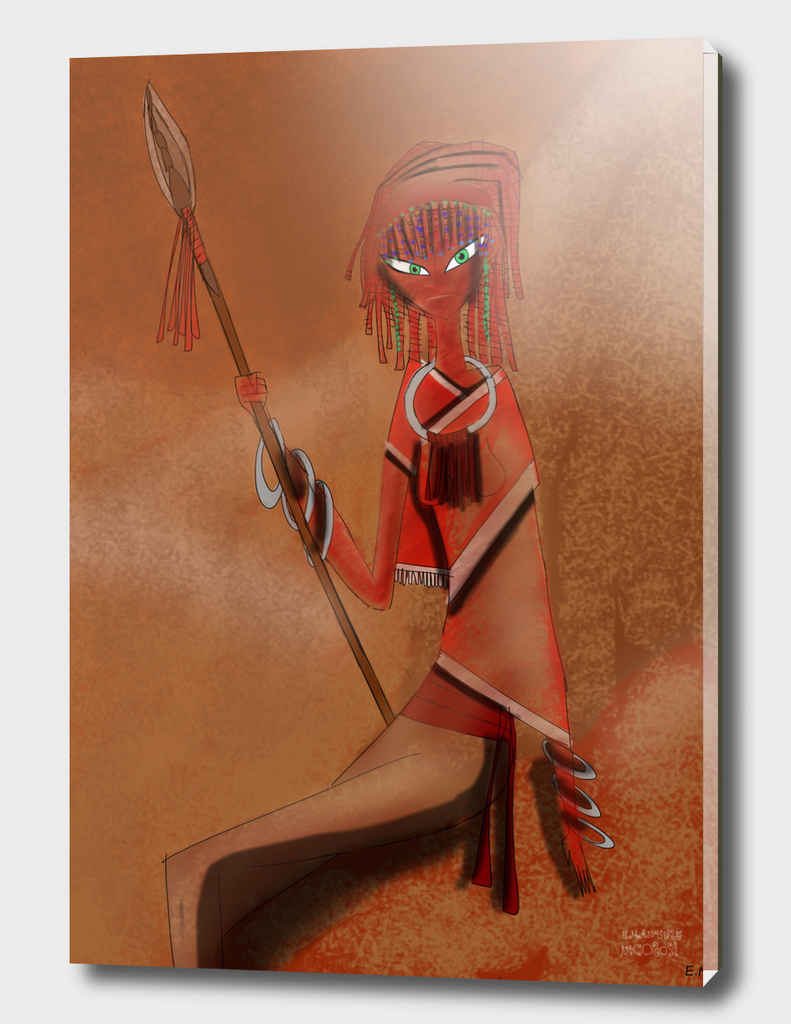 lostlands---red-woman