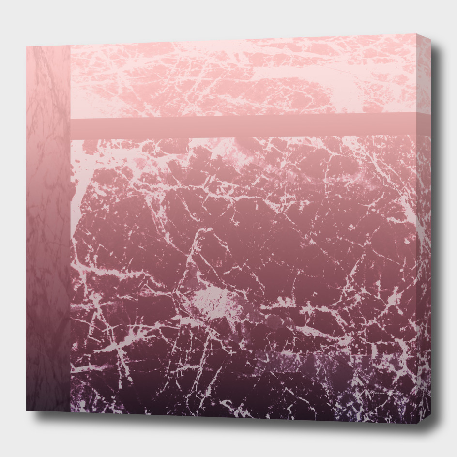 Italian Carrara Marble Revisited (Pink