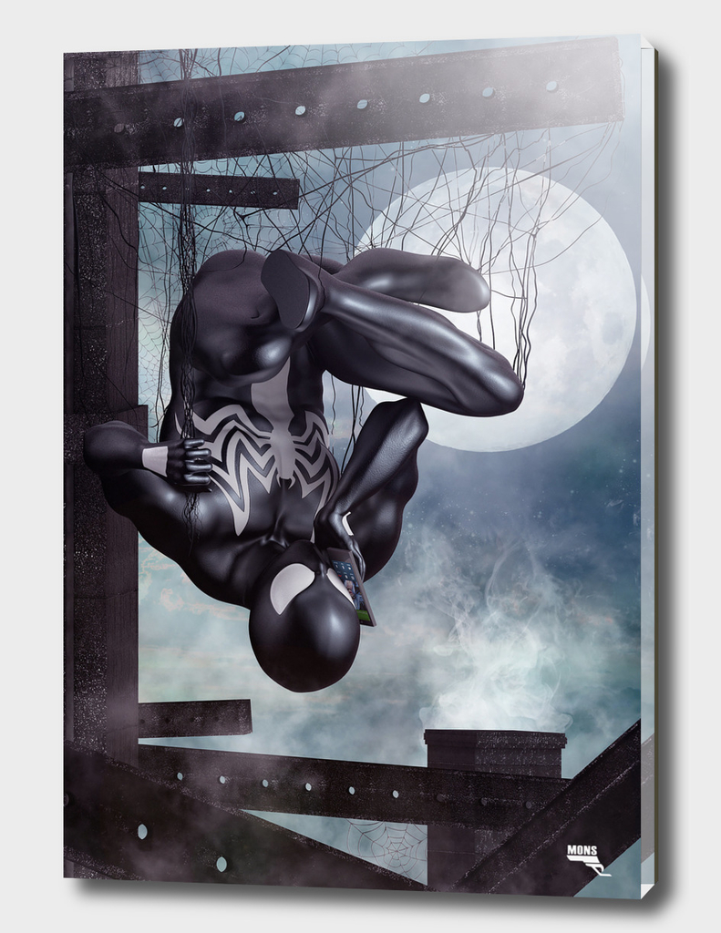 Black Spidey calling Black Cat.