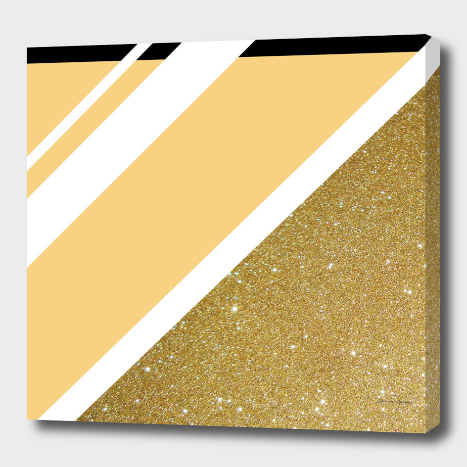 Full of Glitter (Gold)