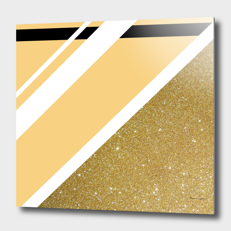 Full of Glitter (Gold)