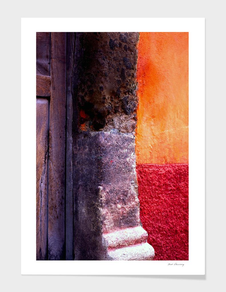 Eroded Pillar