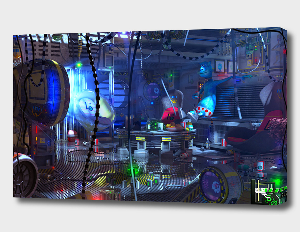 Alien Room