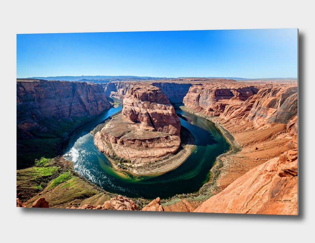 Horseshoe Bend -Arizona, United States.