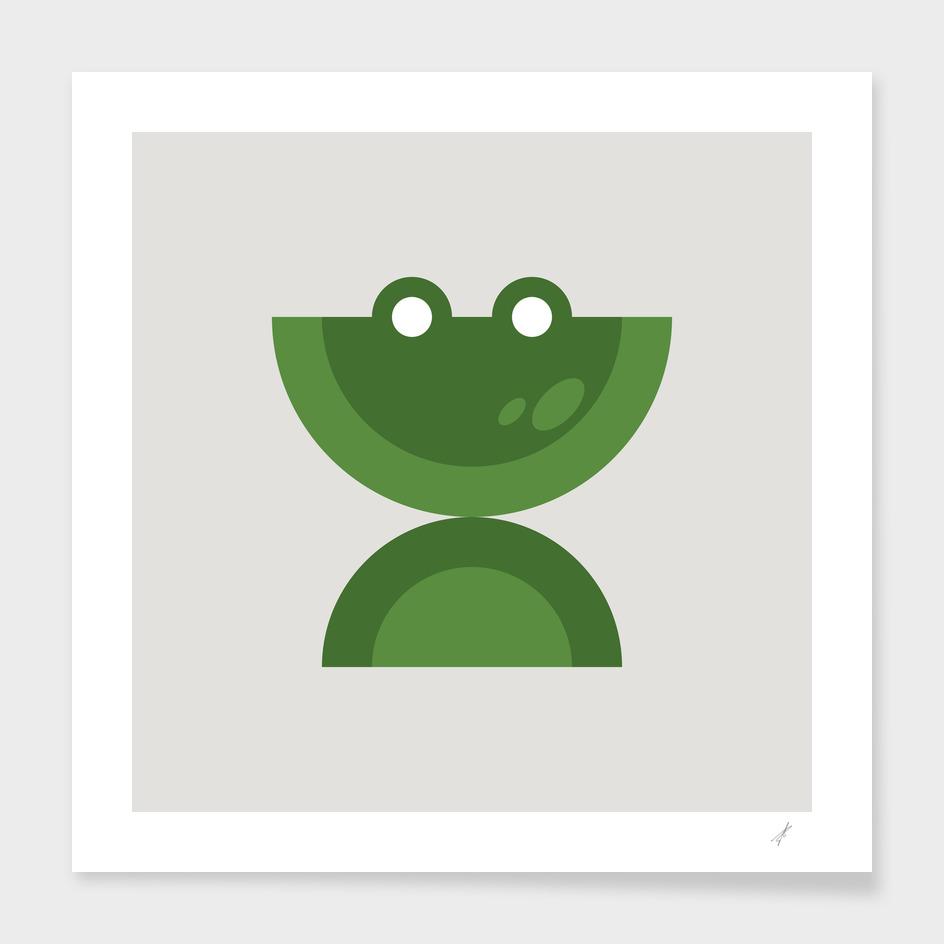 Quadrant Frog
