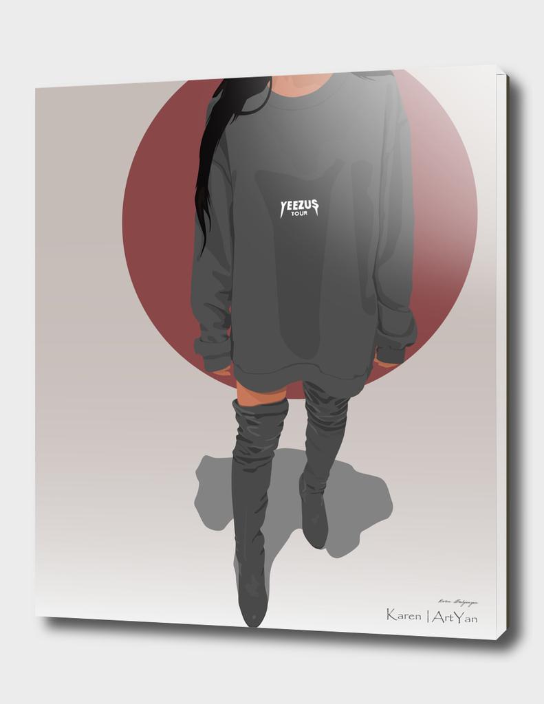 yeezy gray