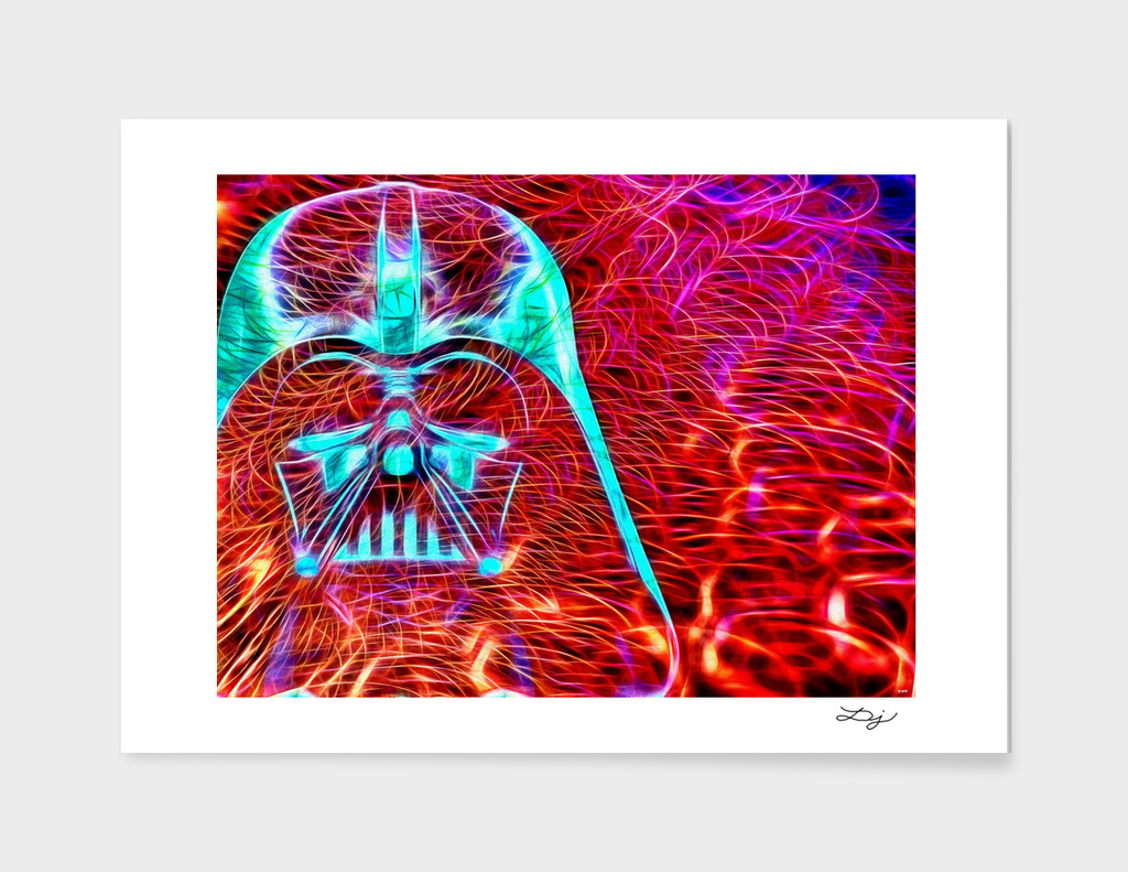 Darth Vader in Color