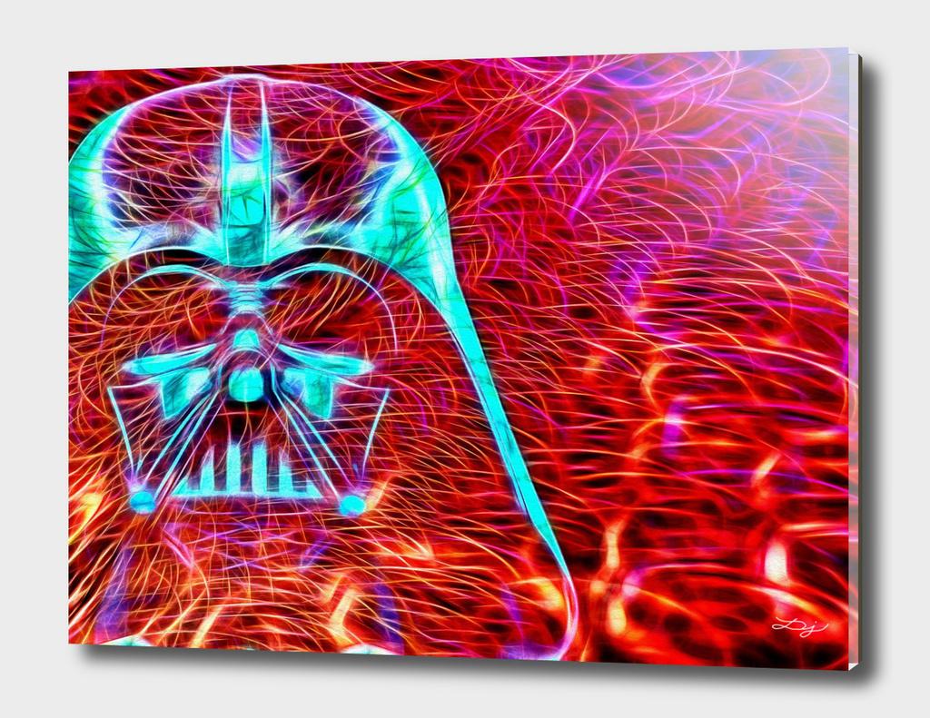 Darth Vader in Color