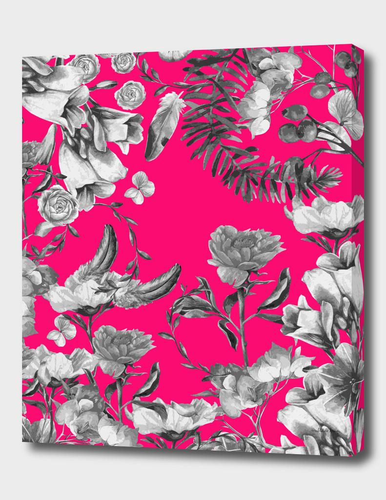 Spring Blooms (pink)