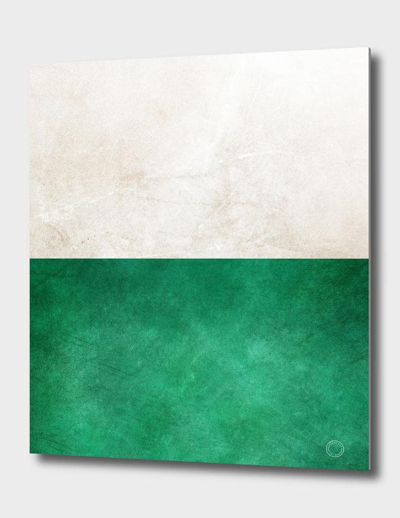 Pearl & Emerald