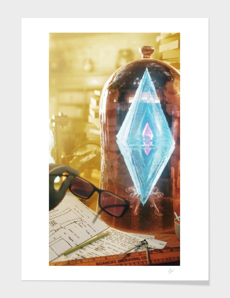 mysterious gem