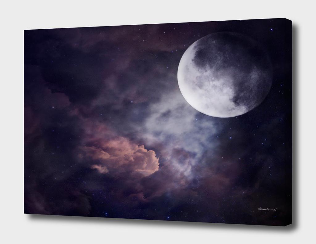Magic of moon