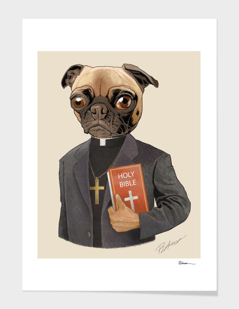 Father Elliott Pugsley