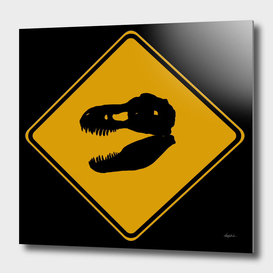 T-Rex Crossing