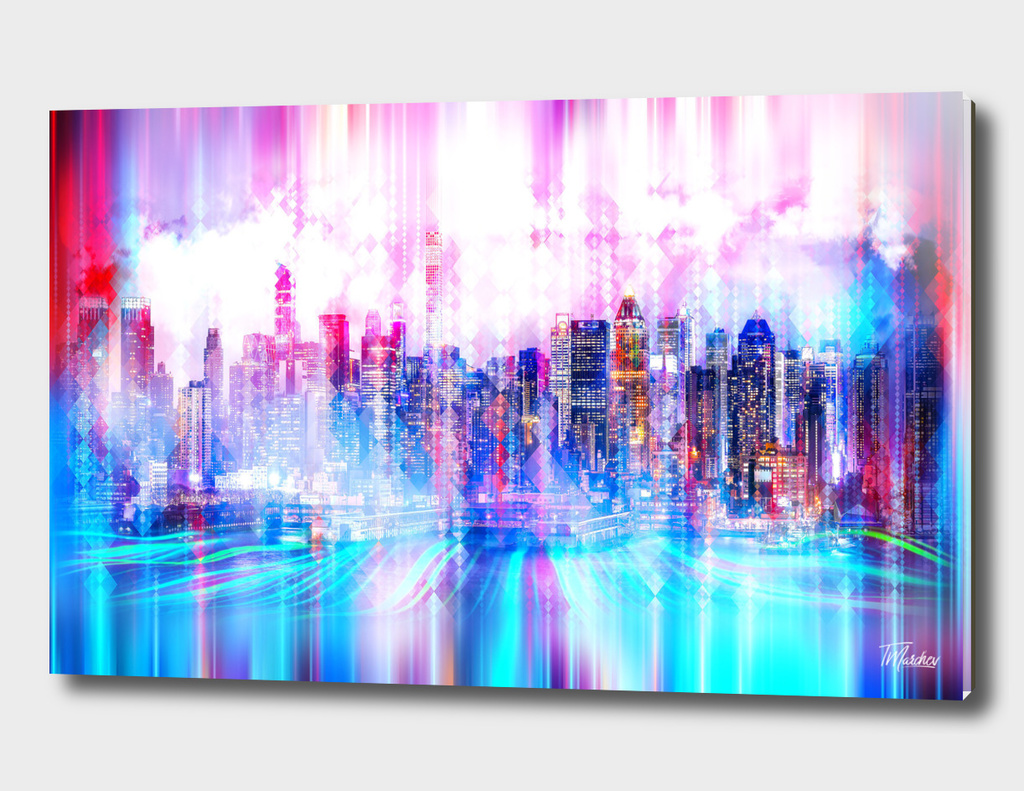 Artistic LXXIII - Cityscape / NE