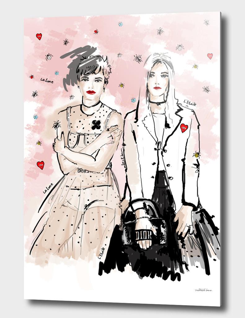 Dior Twins