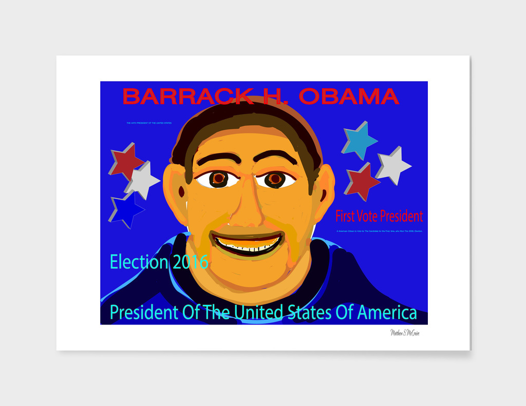 First-Vote.President