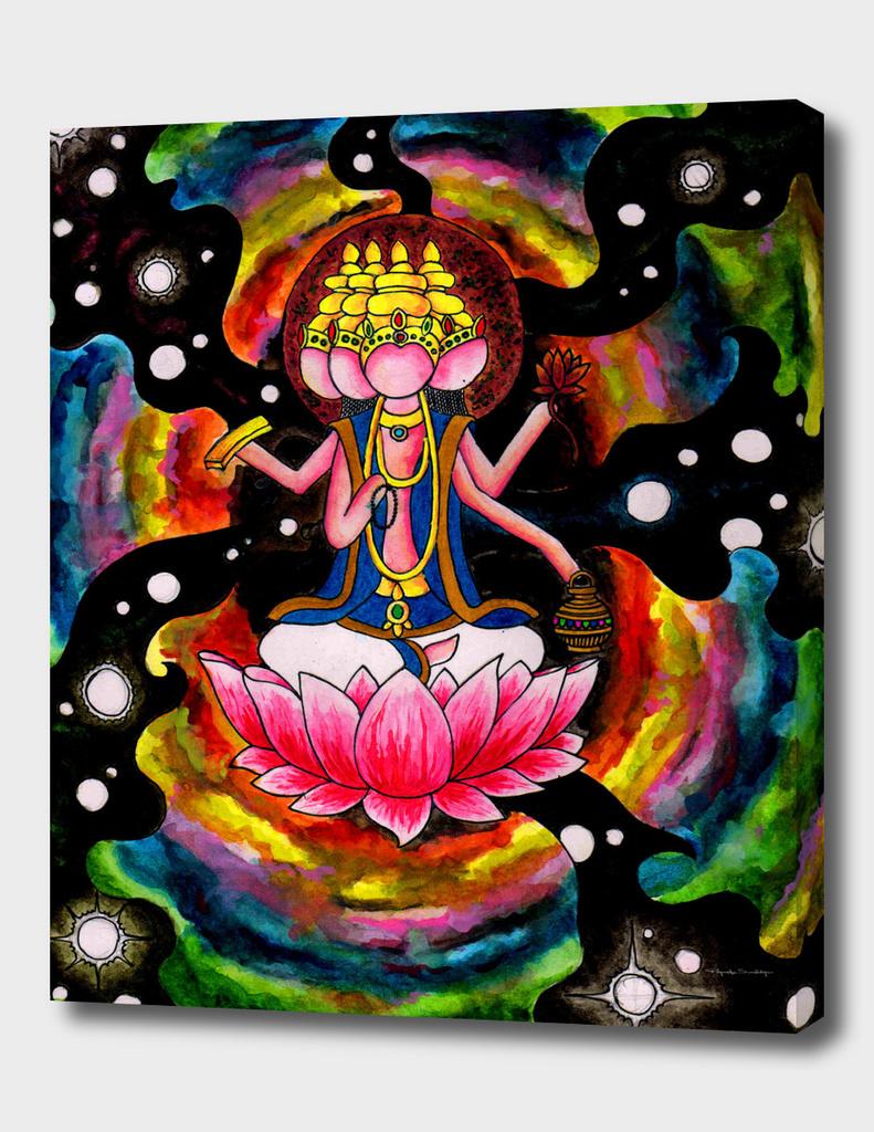 Brahma - The Magician