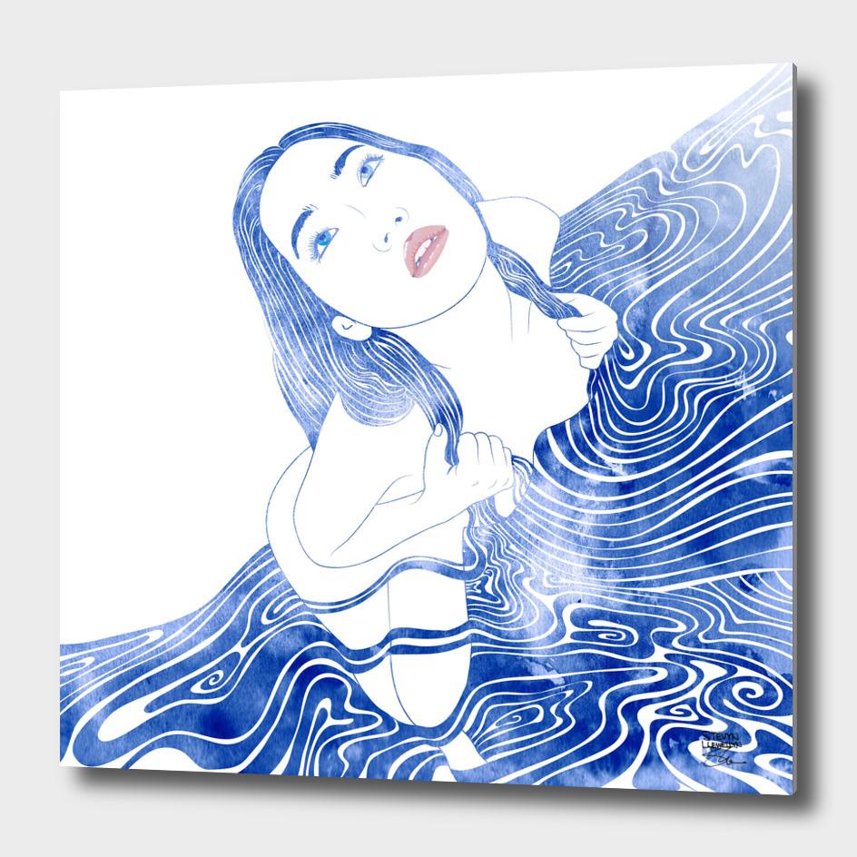 WATER NYMPH XCVII