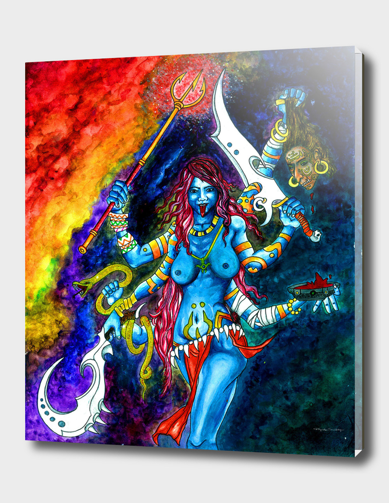 Kali - The Mistress of Time