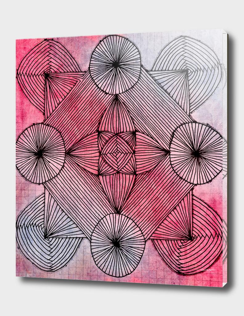 Zendala of Lines