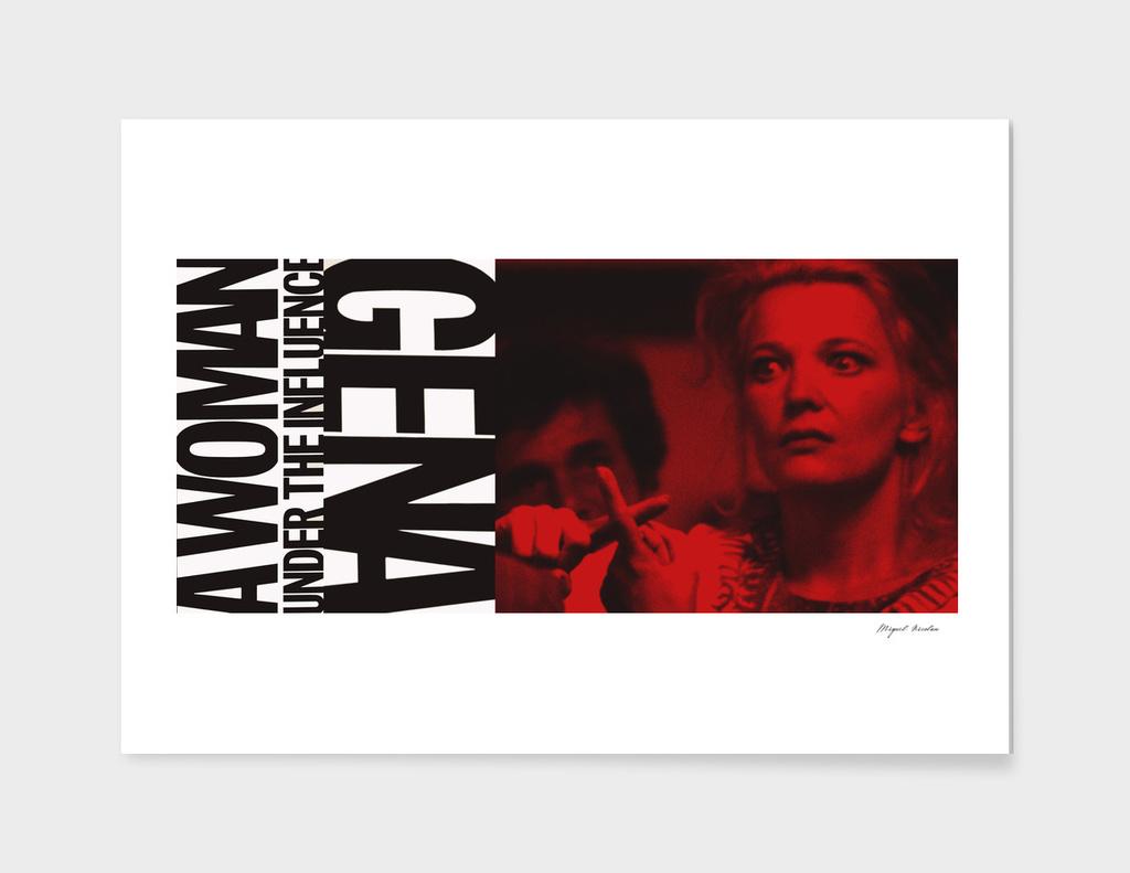 A Woman, Gena