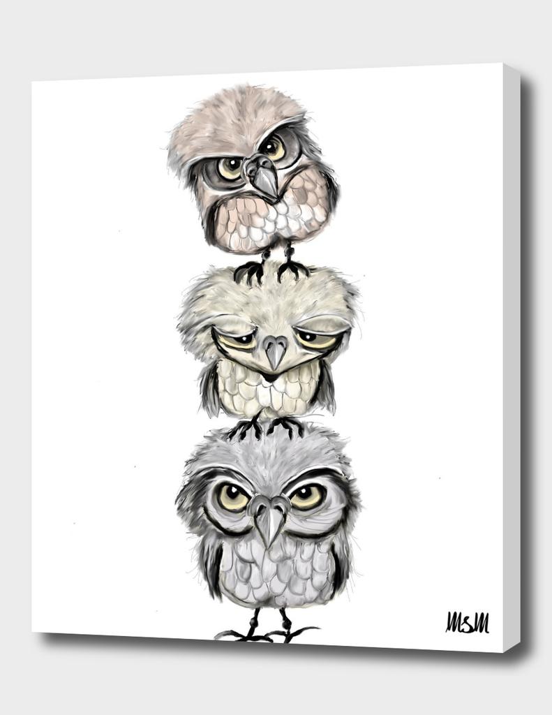 Owl Totæm