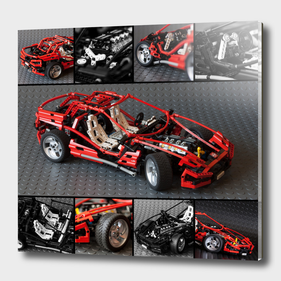 TECHNIC SUPER CAR
