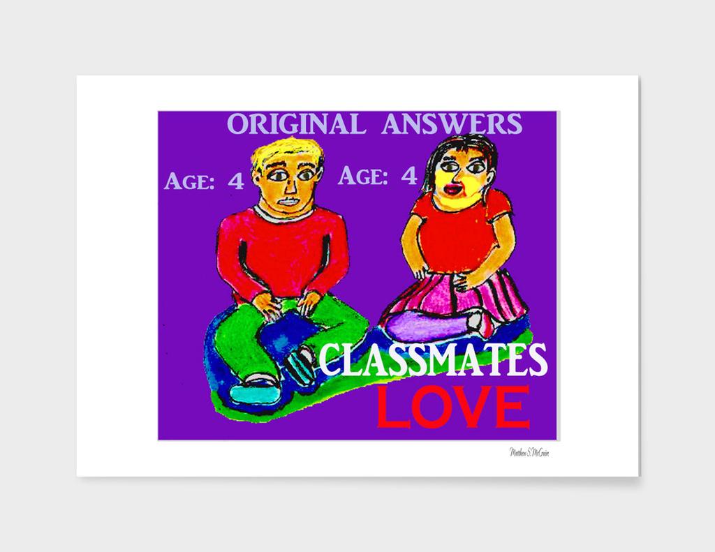 Classmates.Love.intership