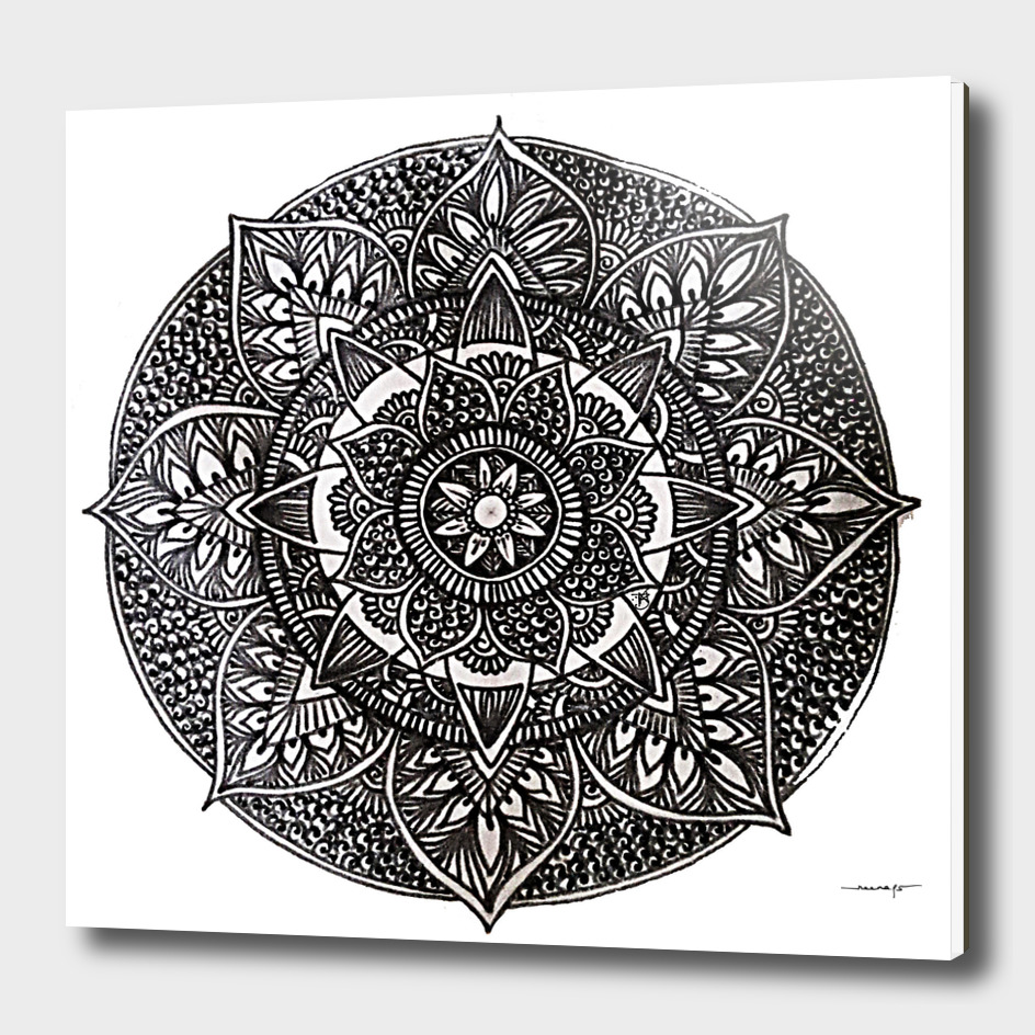Mandala Creation 5