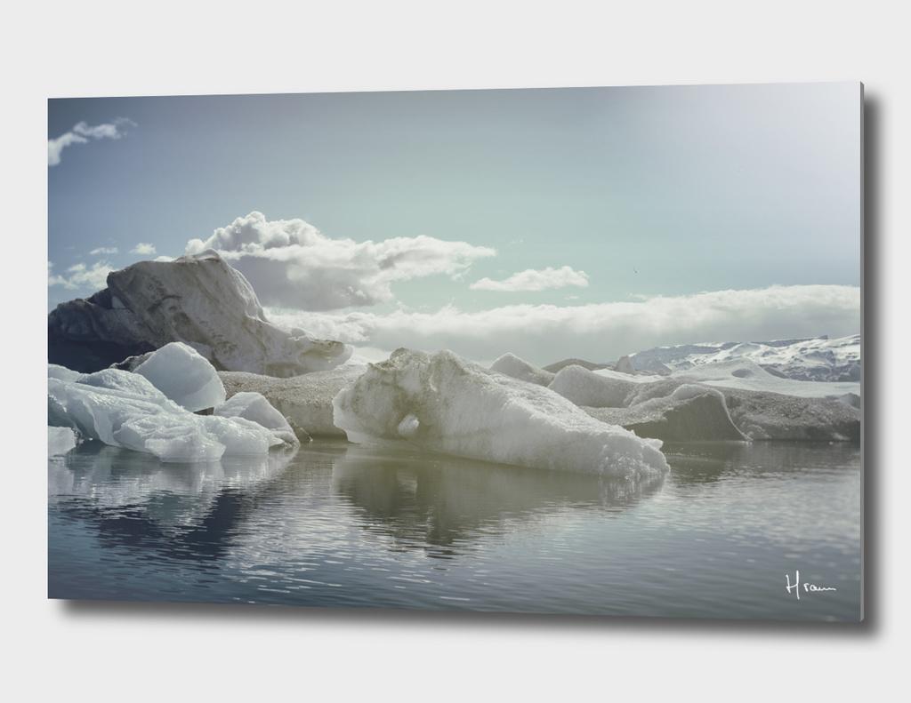 Icebergs X