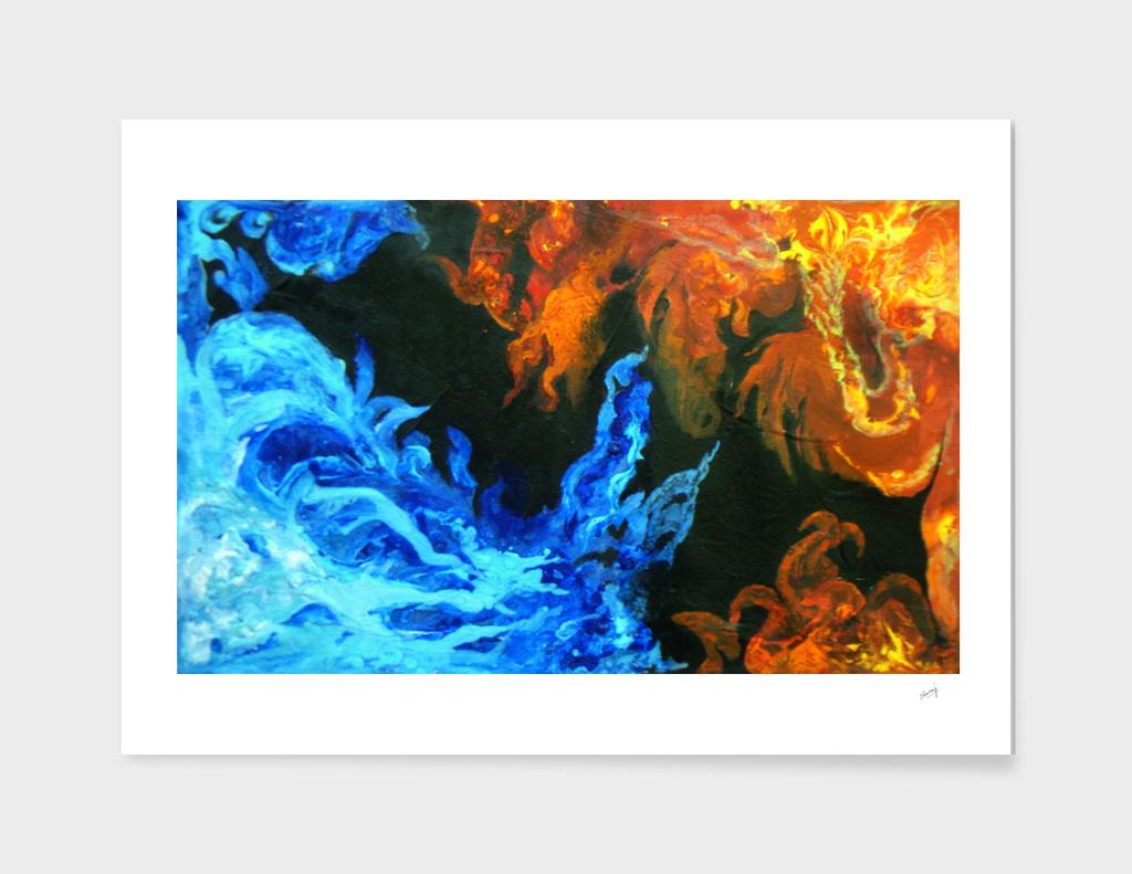 Wings of Waves