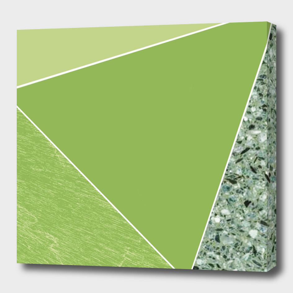 Greenery&Granite