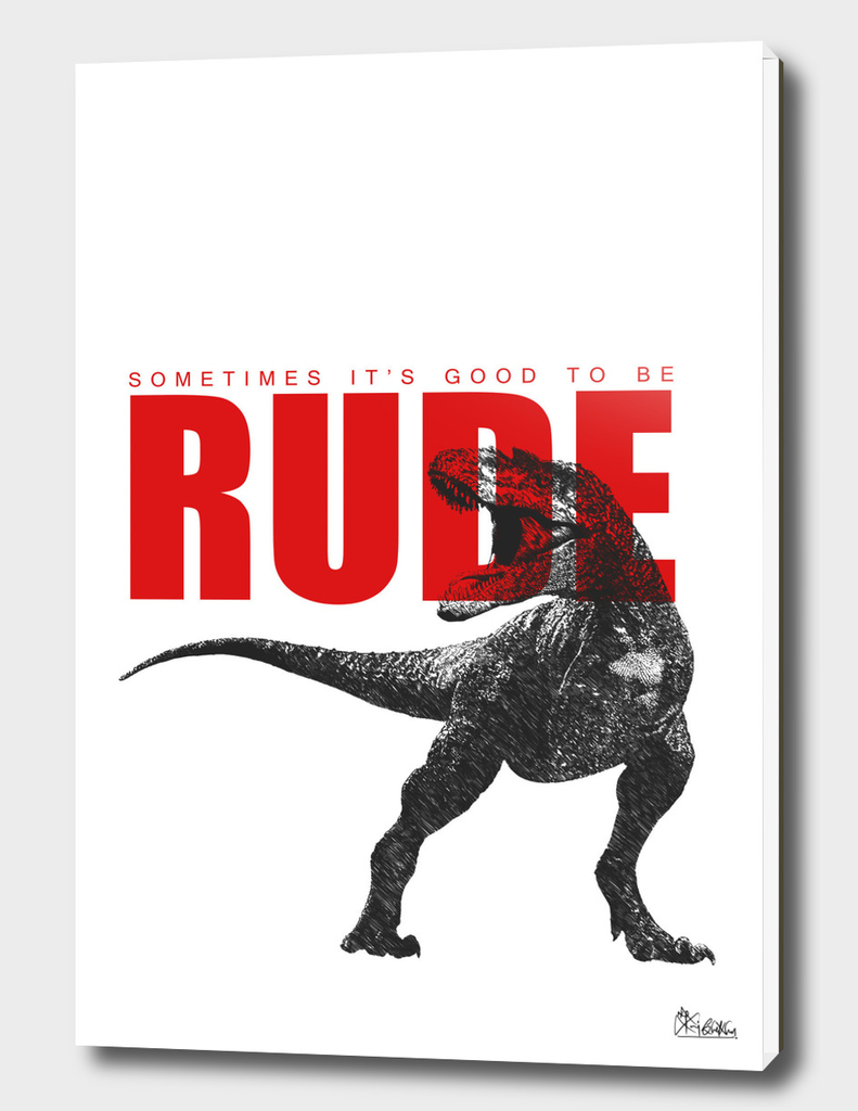 Angry Trex