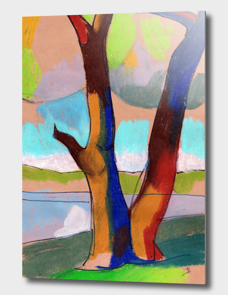 Riverside trees 2 (s)