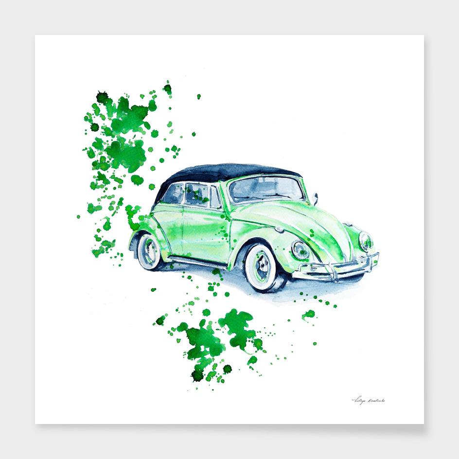 car green