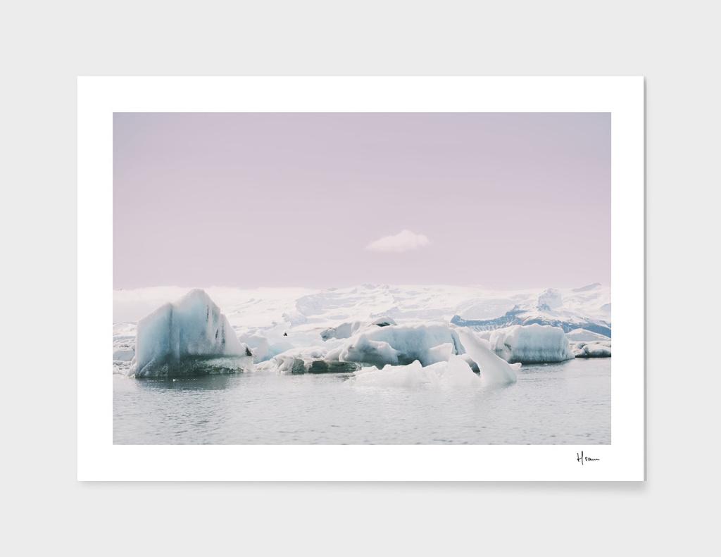 Icebergs XI