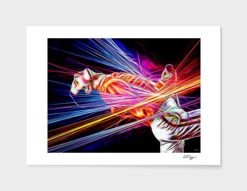 Freddie in Color