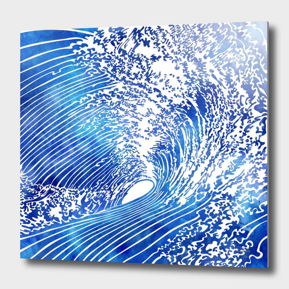 BLUE WAVE II