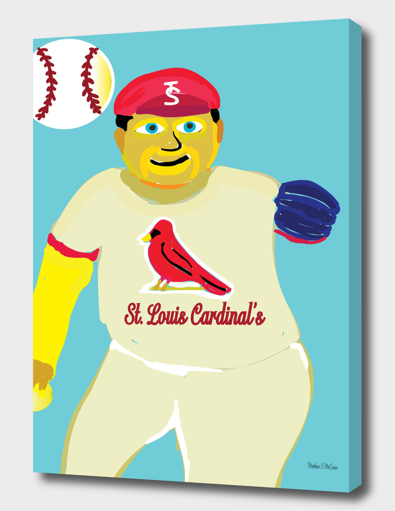 St. Louis Cardinal's Player
