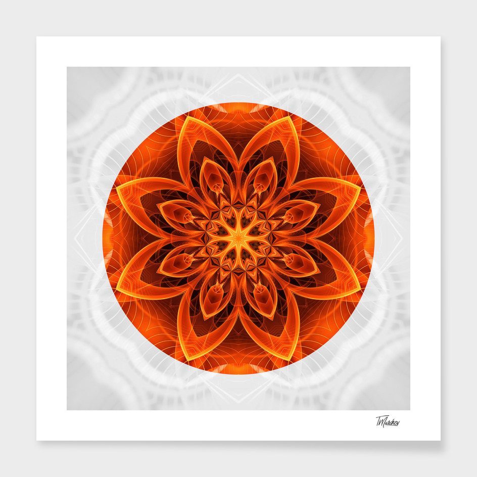 Abstract Mandala I / NE
