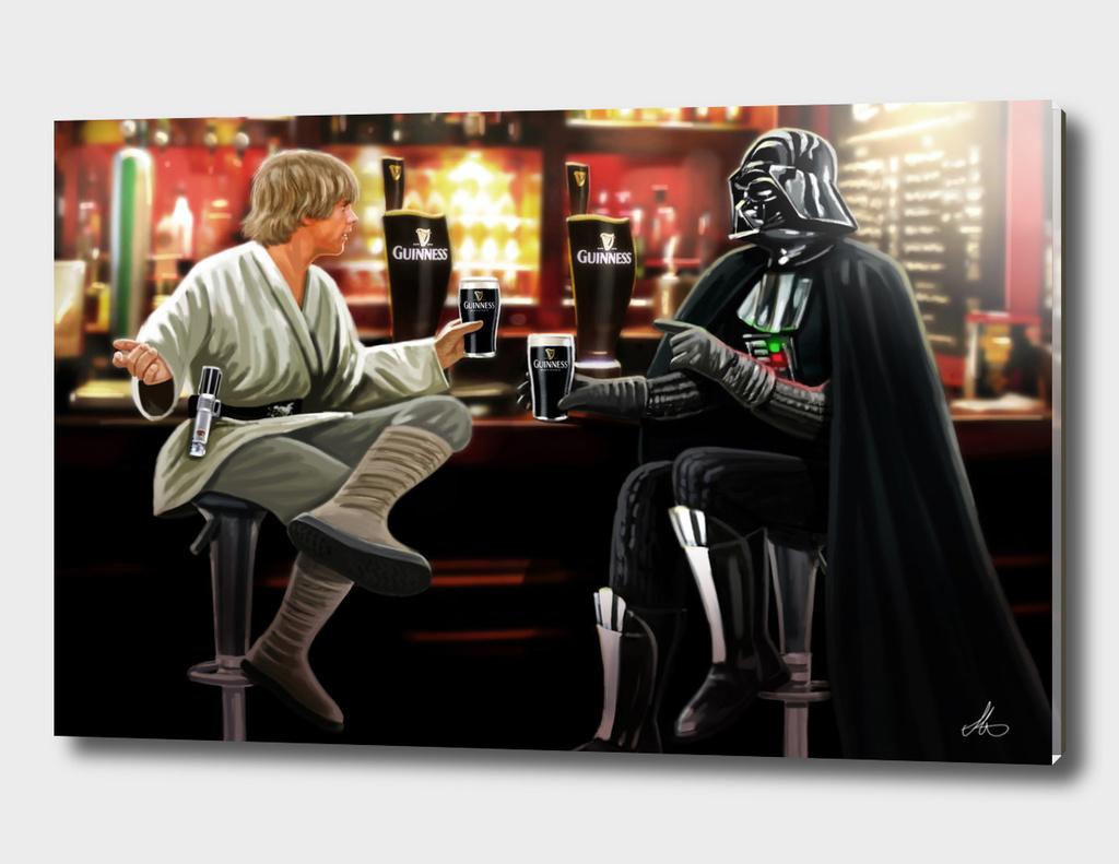 Guinness Starwars