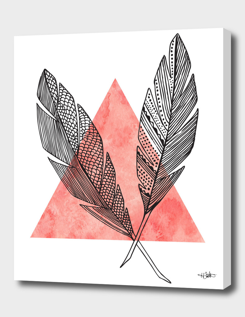 Quills - Coral